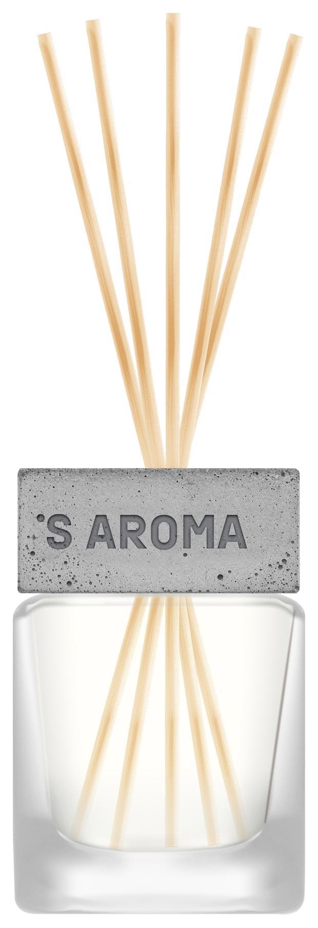 Аромадиффузор для дома и офиса SISTER'S AROMA Reed Diffuser «Tuscan Grapes» 120ml 2 - Фото 2