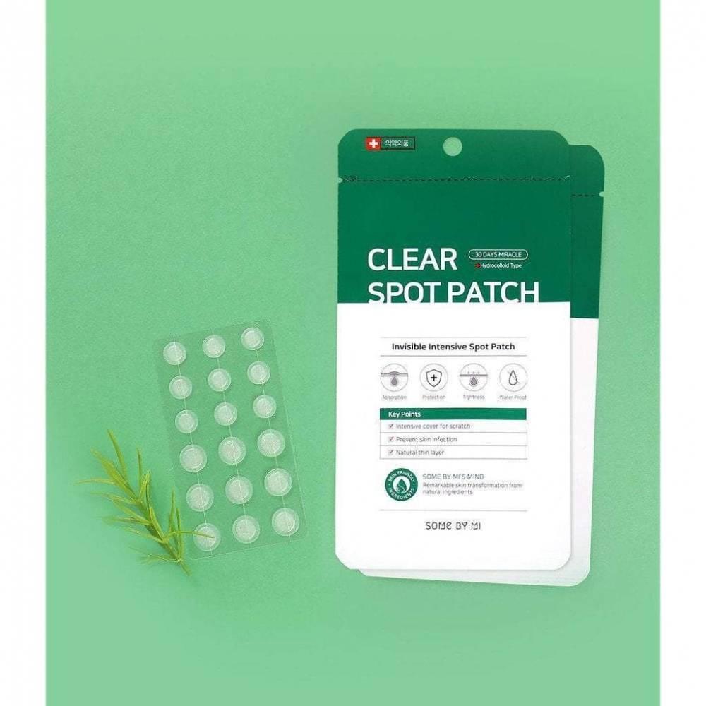 Патчи Для Точечного Устранения Недостатков Some By Mi Clear Spot Patch