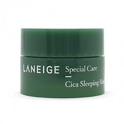 Маска Восстанавливающая Успокаивающая С Экстрактом Центеллы Laneige  Cica Sleeping Mask 1 - Фото 2