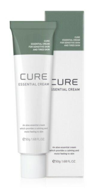 Крем успокаивающий с экстрактом алоэ Kim Jeong Moon Cure Essential Cream 50ml 0 - Фото 1