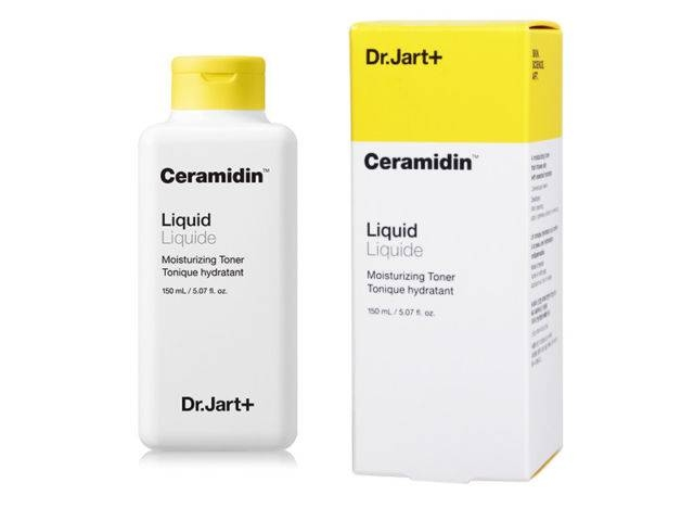 Эссенция С Керамидами Увлажняющая Омолаживающая Dr. Jart+ Ceramidin Liquid  150ml