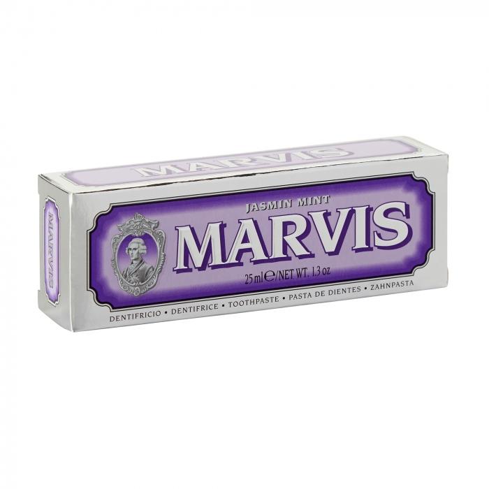 Зубная паста «Жасмин+Мята» с фтором Marvis Jasmin Mint 25ml 2 - Фото 2