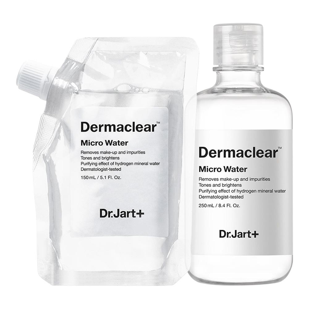 Мицелярная Вода С Экстрактом Галактомисиса Dr. Jart Dermaclear™ Micro Water 250ml + Запасной Блок