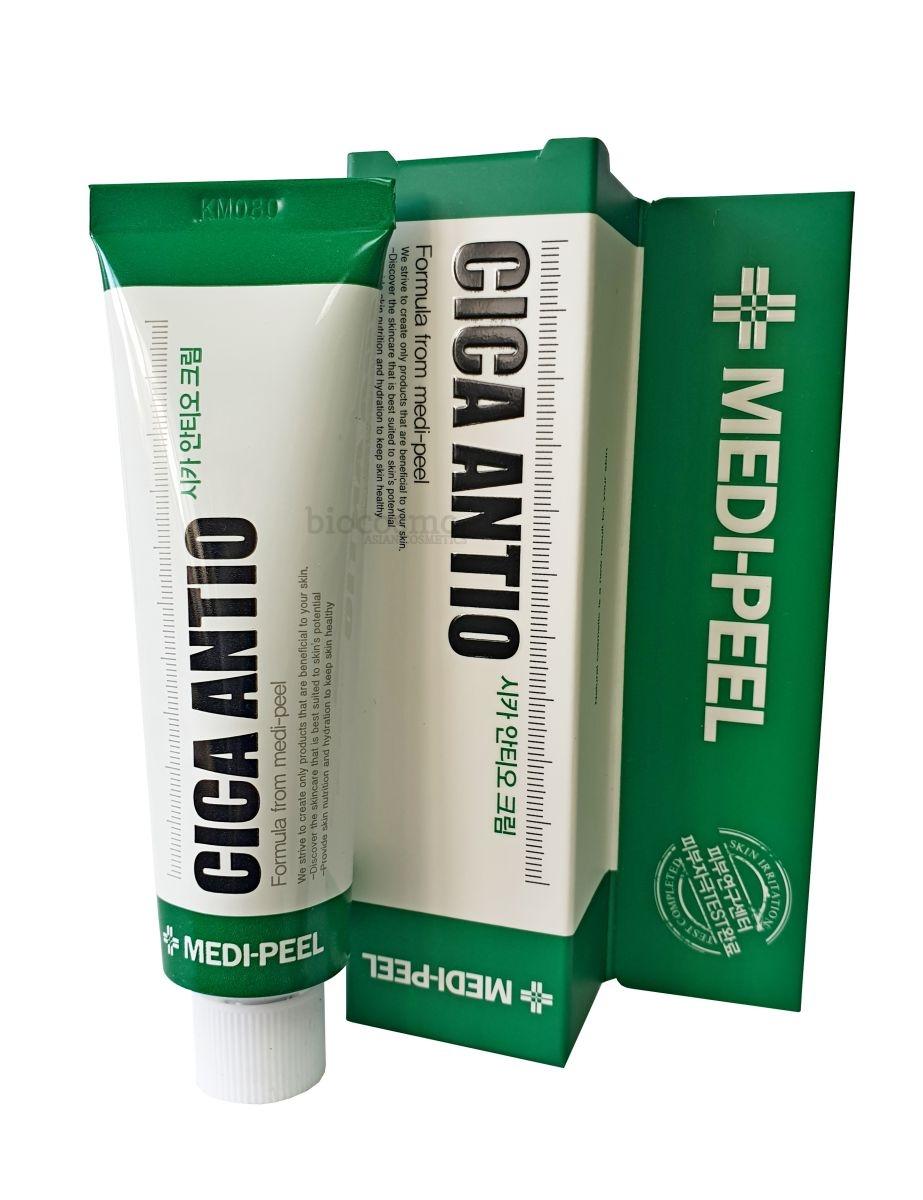 Крем Успокаивающий С Экстрактом Портулака Medi-Peel Cica Antio Cream Для Проблемной Кожи 30ml  0 - Фото 1