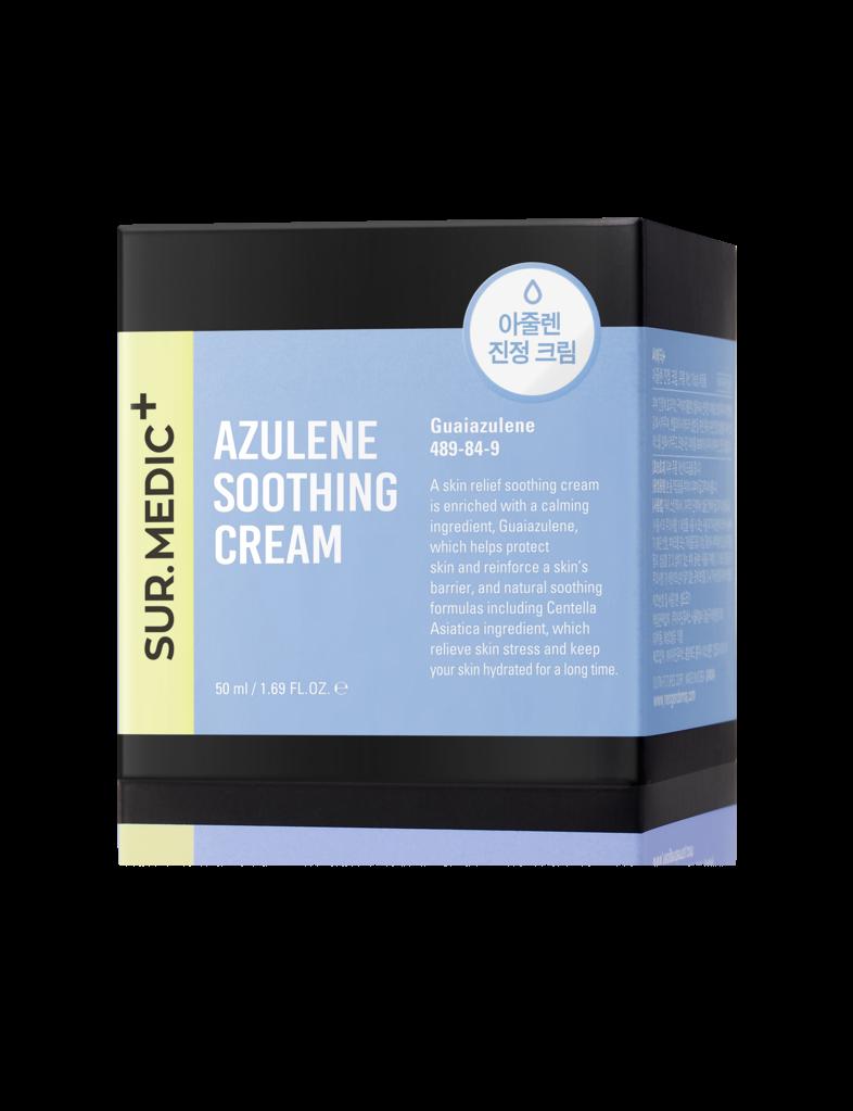 Крем Успокаивающий С Азуленом Neogen Sur.Medic Azulene Soothing Cream 50мл  0 - Фото 1