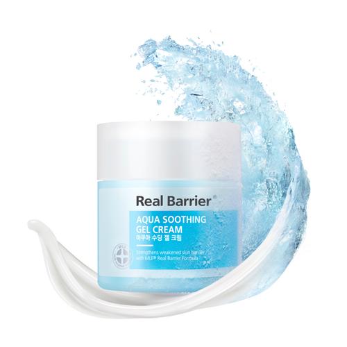 Крем Увлажняющий С Гиалуроновой Кислотой Real Barrier Aqua Soothing Gel Cream