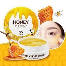 Патчи Гидрогелевые Медовые G9 Honey Eye Patch 0 - Фото 1