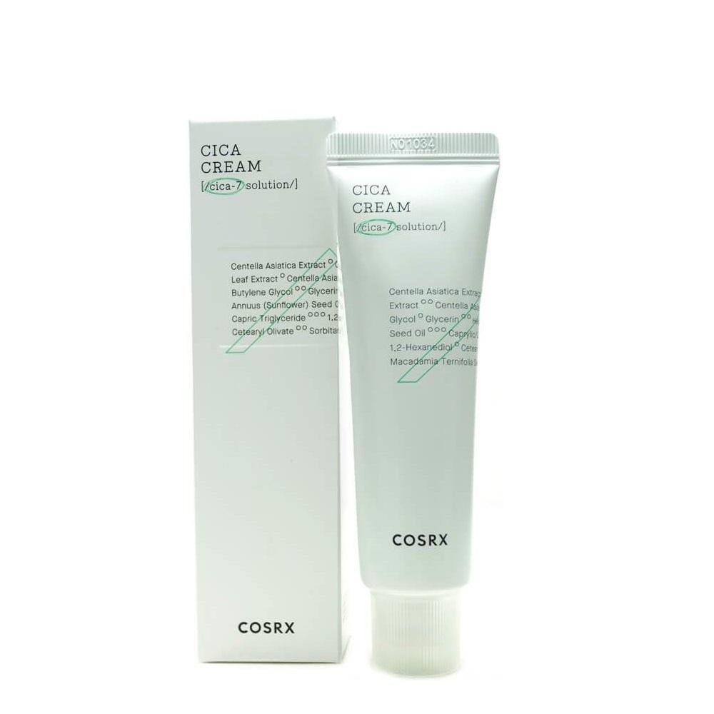 Крем для лица увлажняющий с Комплексом Центеллы Азиатской для чувствительной кожи Cosrx PURE FIT CICA Cream 50ml 0 - Фото 1
