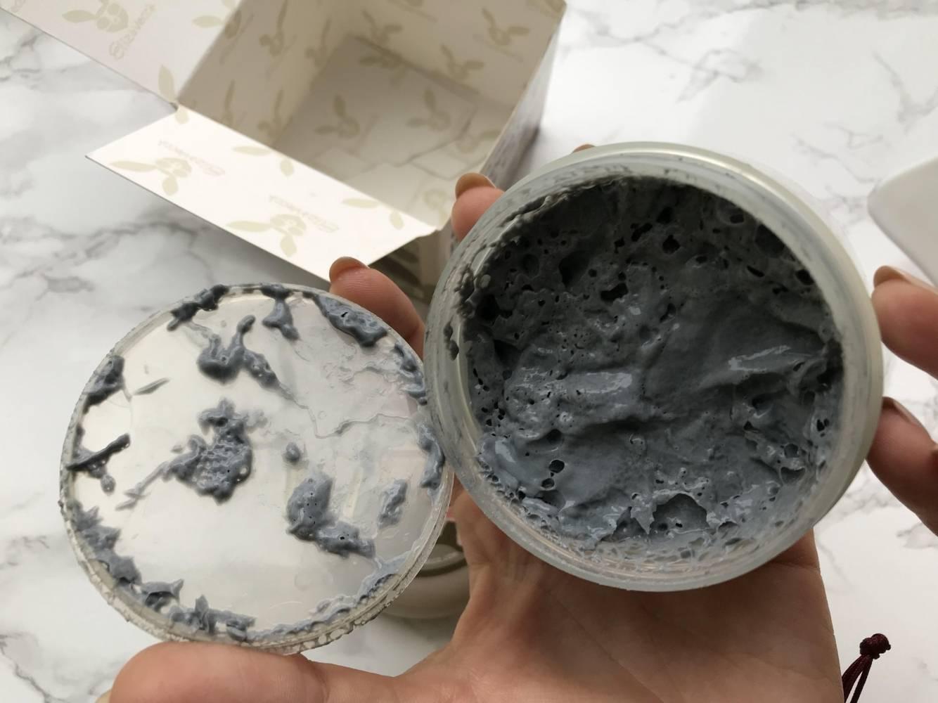 Маска Пузырьковая Для Глубокого Очищения Пор Elizavecca Carbonated Bubble Clay Mask 7 - Фото 8
