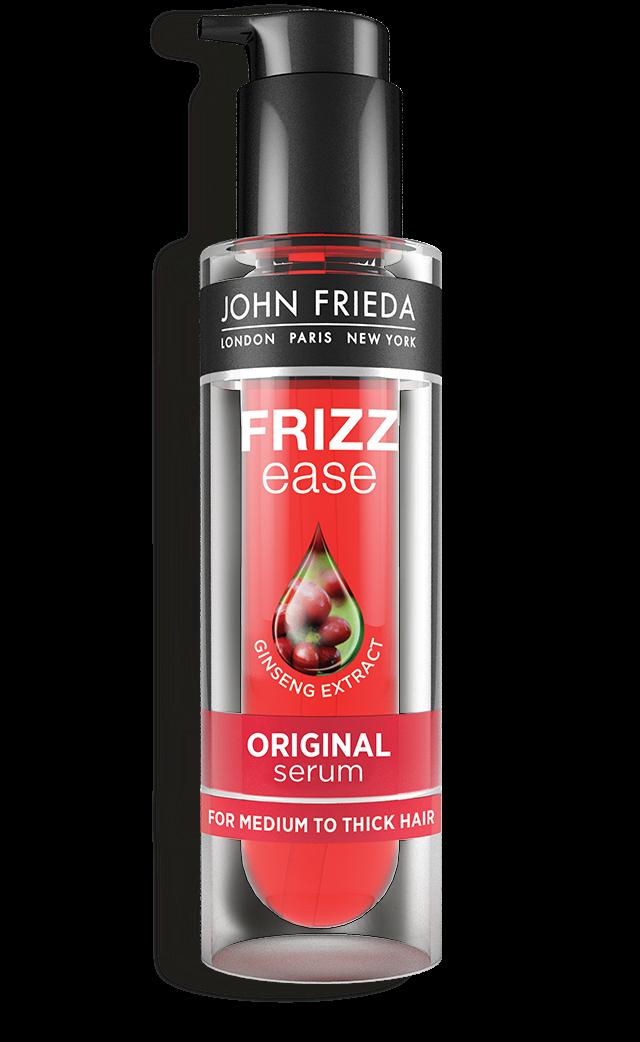 Сыворотка для облегчения укладки непослушных волос John Frieda Frizz Ease Original 6 Effects Serum 50ml 0 - Фото 1