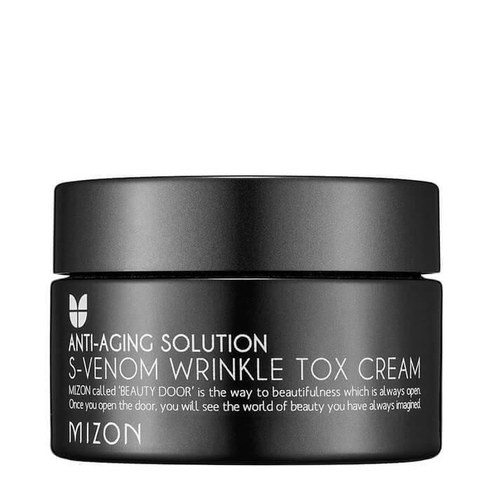Крем Антивозрастно Со Змеиным Ядом Mizon S-Venom Wrinkle Tox Cream Восстанавливающий 0 - Фото 1