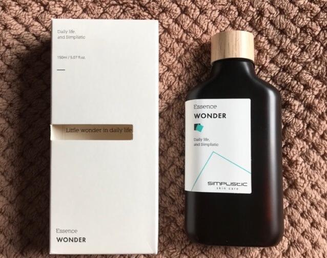 Эссенция органическая для глубокого увлажнения и оздоровления кожи лица Simplistic Skincare Essence Wonder 150ml 0 - Фото 1