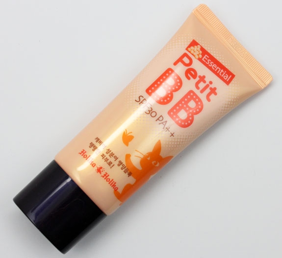 ВВ -крем питательный с экстрактом икры и коллагеном  Holika Holika  Essential Petit BB Cream SPF30 PA++ 30ml 1 - Фото 2