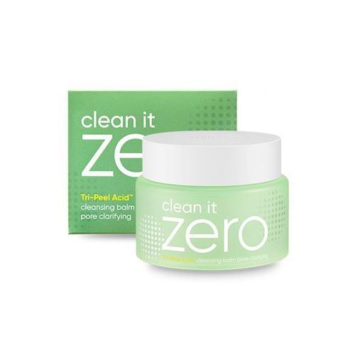Бальзам щербет для снятия макияжа с экстрактом ацеролы Banila Co Clean It Zero Cleansing Balm Pore Clarifying 100ml 2 - Фото 2