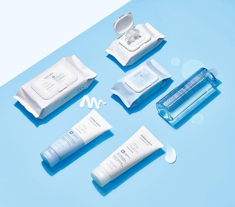 Крем Для Очищения Кожи Глубоко Увлажняющий MISSHA Super Aqua Ultra Hyalron Cleansing Cream 200ml 1 - Фото 2