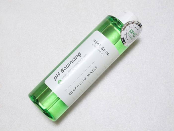 Очищающая Вода С Аминокислотами Missha Near Skin pH Balancing Cleansing Water