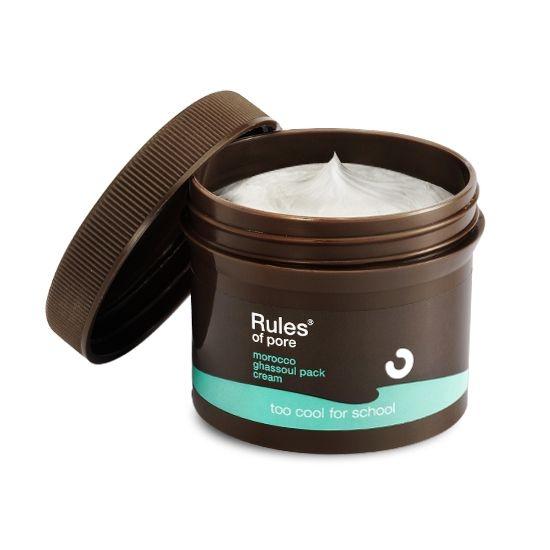 Крем-маска для сужения пор с марокканской глиной Too Cool For School Morocco Ghassoul Cream 100ml 0 - Фото 1