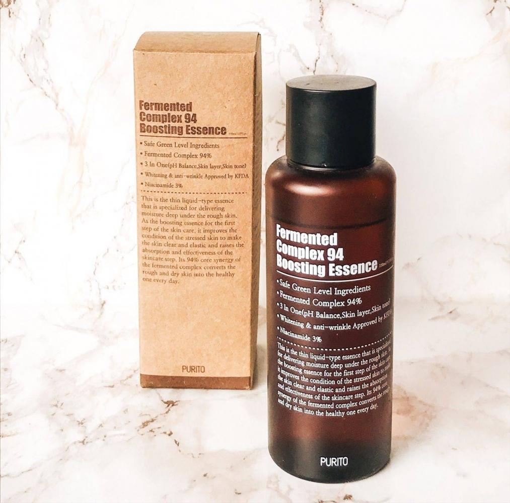 Эссенция ферментированная для комплексного оздоровления и осветления кожи с лактобактериями и ниацинамидом PURITO Fermented Complex 94 Boosting Essence 150ml 2 - Фото 2
