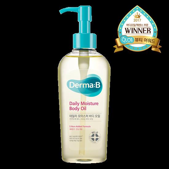 Масло Увлажняющее Для Тела Derma-B Daily Moisture Body Oil 0 - Фото 1