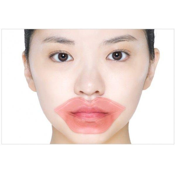Маска Для Губ С Экстрактом Вишни Etude House Cherry Jelly Lips Patch Vitalizing 0 - Фото 1