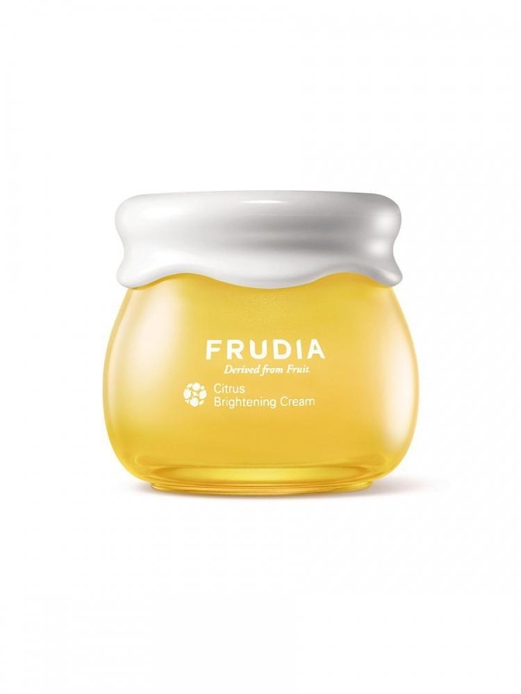 Осветляющий цитрусовый крем для лица Frudia Citrus Brightening Cream 55g 2 - Фото 2