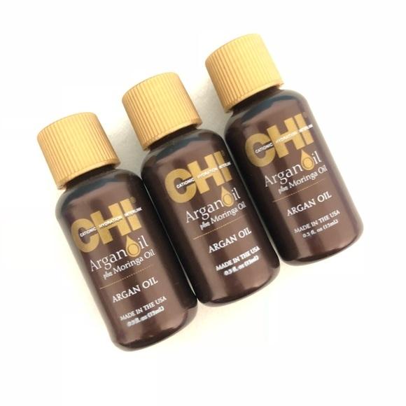 Масло восстанавливающее для волос CHI Argan Oil  3 - Фото 3
