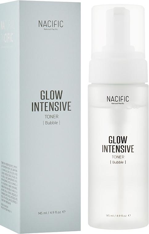 Увлажняющий тонер-пенка для кожи лица Nacific GLOW INTENSIVE TONER (Bubble) 145 ml 0 - Фото 1
