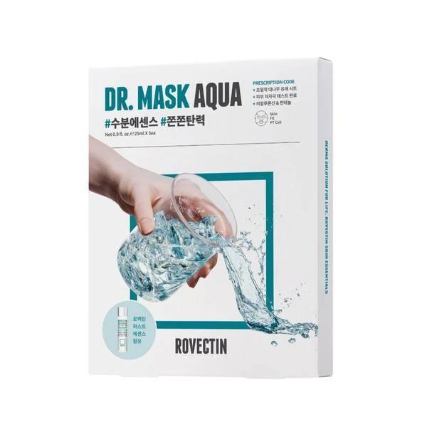 Интенсивно увлажняющая маска для лица Rovectin Skin Essentials Dr. Mask Aqua 25ml 3 - Фото 2