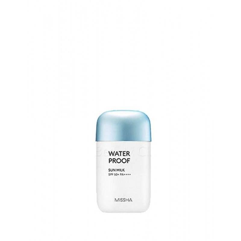 Молочко Солнцезащитное Водостойкое Missha All-Around Safe Block Water Proof Sun Milk SPF50+ PA++++