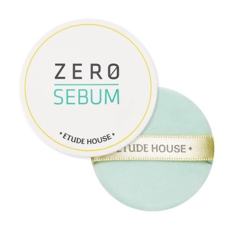 Минеральная Матирующая Пудра Для Лица Etude House Zero Sebum Drying Powder 2 - Фото 3