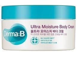 Крем Для Тела Интенсивный Увлажняющий Derma-B Ultra Moisture Body Cream 0 - Фото 1