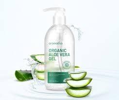 Гель Органический С Экстрактом Алоэ Вера Aromatica 95% Organic Aloe Vera Gel 300ml