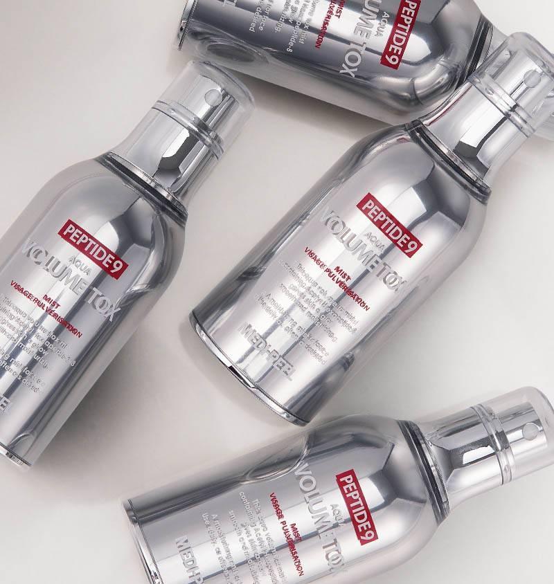 Мист пептидный увлажняющий для лица с лифтинг-эффектом Medi-Peel Peptide 9 Aqua Volume Cell Mist 50ml 2 - Фото 2