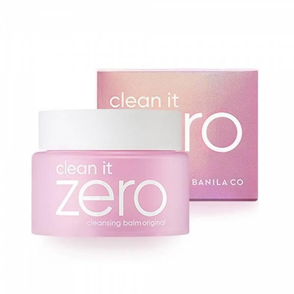 Бальзам Для Снятия Макияжа С Экстрактом Ацеролы Banila Co Clean it Zero Cleansing Balm Original 100ml 0 - Фото 1