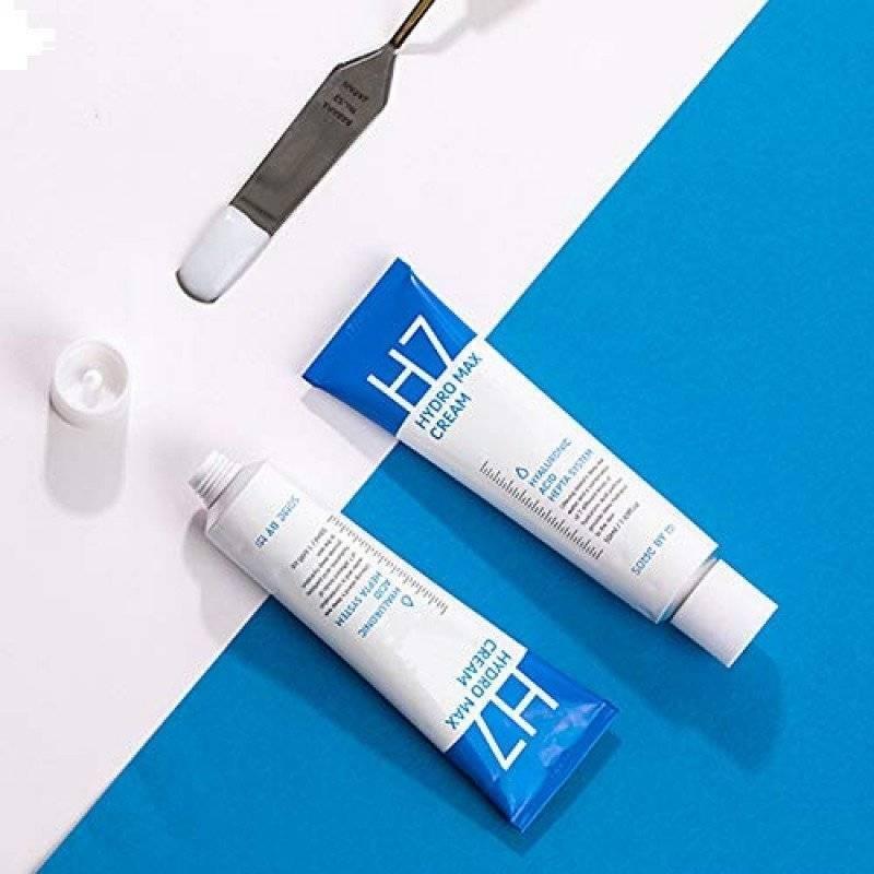 Крем Сильно Увлажняющий С Гиалуроновой Кислотой Для Чувствительной Кожи H7 Hydro Max Cream Some By Mi