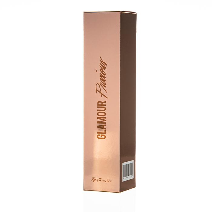 Крем для тела с ароматом мандарина и сладкого жасмина Evas Kiss by Rosemine Fragrance Cream Glamour Precious 140ml 4 - Фото 4