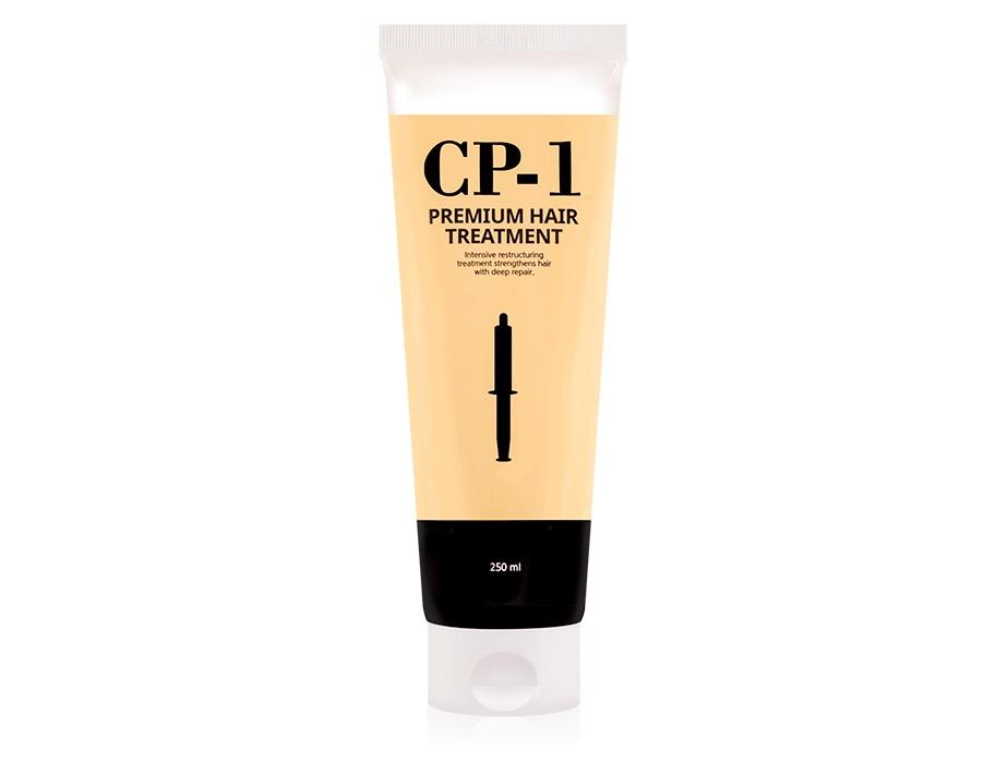 Маска Для Волос Восстанавливающая С Коллагеном И Кератином Esthetic House CP-1 Premium Hair Treatment 0 - Фото 1