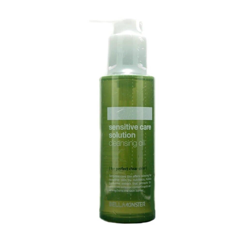 Гидрофильное масло успокаивающее с экстрактом водорослей BellaMonster Sensitive Care Solution Cleansing Oil 120ml 0 - Фото 1