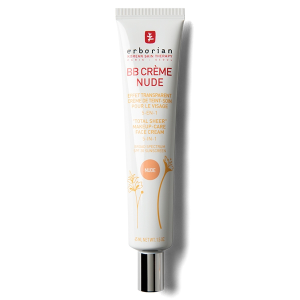 BB-крем с тонирующим эффектом для лица Erborian Nude BB Cream 5in1 SPF25