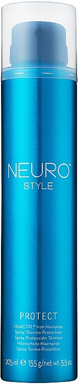 Спрей термозащитный для волос Paul Mitchell Neuro Protect Iron Spray 205ml 0 - Фото 1