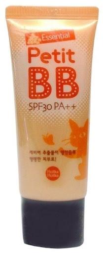 ВВ -крем питательный с экстрактом икры и коллагеном  Holika Holika  Essential Petit BB Cream SPF30 PA++ 30ml 0 - Фото 1