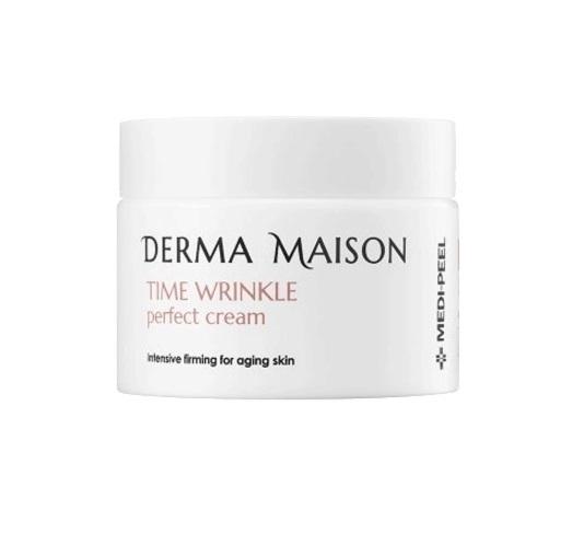 Крем омолаживающий с коллагеном Medi-Peel Derma Maison Time Wrinkle Perfect Cream 50ml 2 - Фото 2
