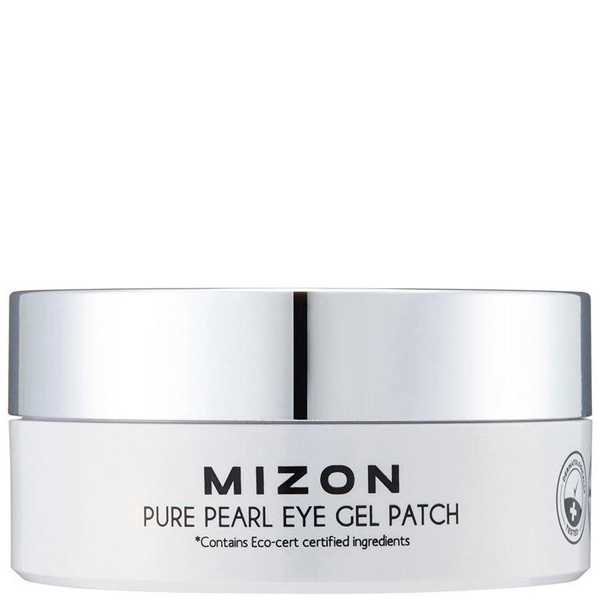 Патчи укрепляющие с экстрактом белого жемчуга Mizon Pure Pearl Eye Gel Patch 60шт 0 - Фото 1