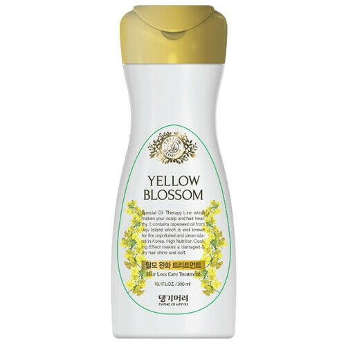 Кондиционер-бальзам против выпадения волос Daeng Gi Meo Ri Yellow Blossom treatment 300ml 2 - Фото 2