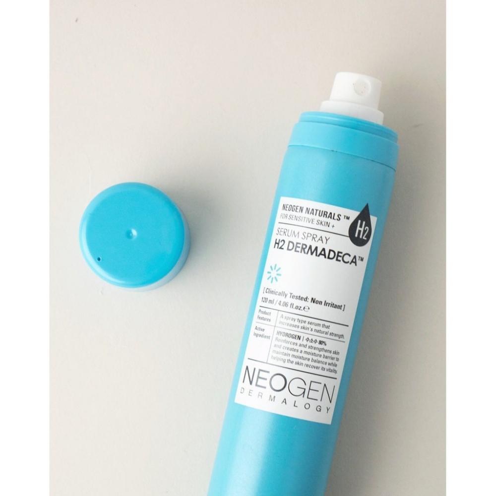 Мист-Сыворотка Осветляющая С Ниацинамидом Neogen H2 Dermadeca Serum Spray 120ml 0 - Фото 1
