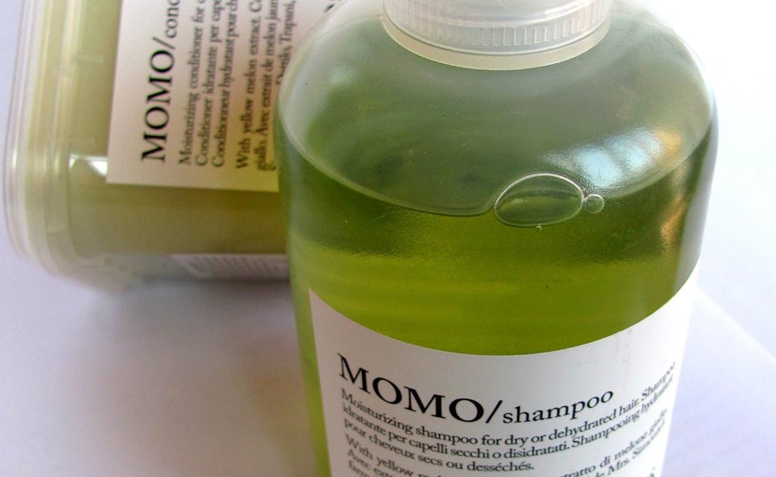 Шампунь для волос увлажняющий Davines Momo Moisturizing Shampoo 75ml 2 - Фото 2