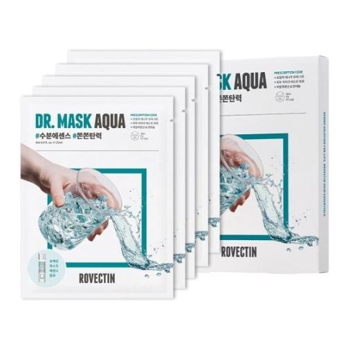 Интенсивно увлажняющая маска для лица Rovectin Skin Essentials Dr. Mask Aqua 25ml 0 - Фото 1