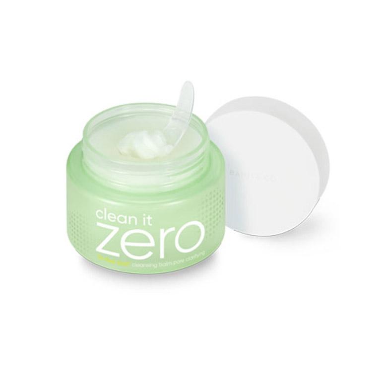 Бальзам щербет для снятия макияжа с экстрактом ацеролы Banila Co Clean It Zero Cleansing Balm Pore Clarifying 100ml 0 - Фото 1