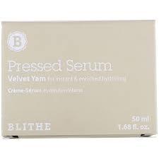 Сыворотка-Крем Восстанавливающая С Экстрактом Корня Ямса Blithe Pressed Serum Velvet Yam 1 - Фото 2