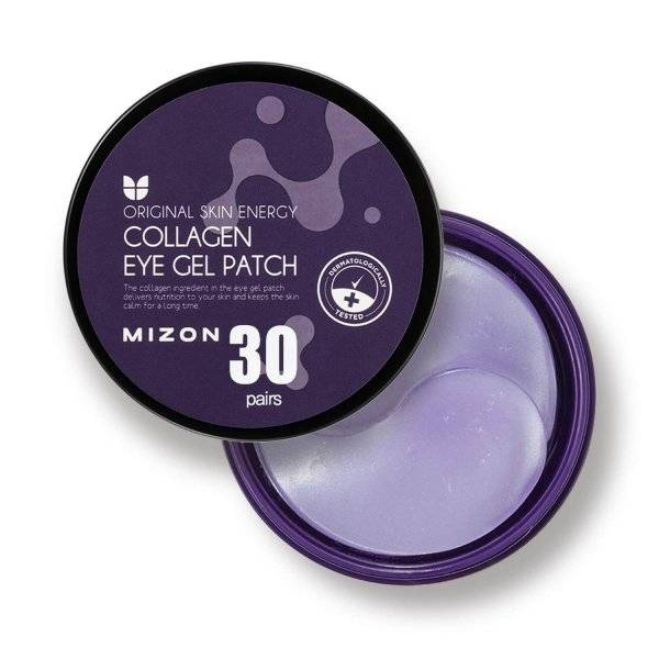 Патчи Омолаживающие С Коллагеном Mizon Collagen Eye Gel Patch 60шт 1 - Фото 2